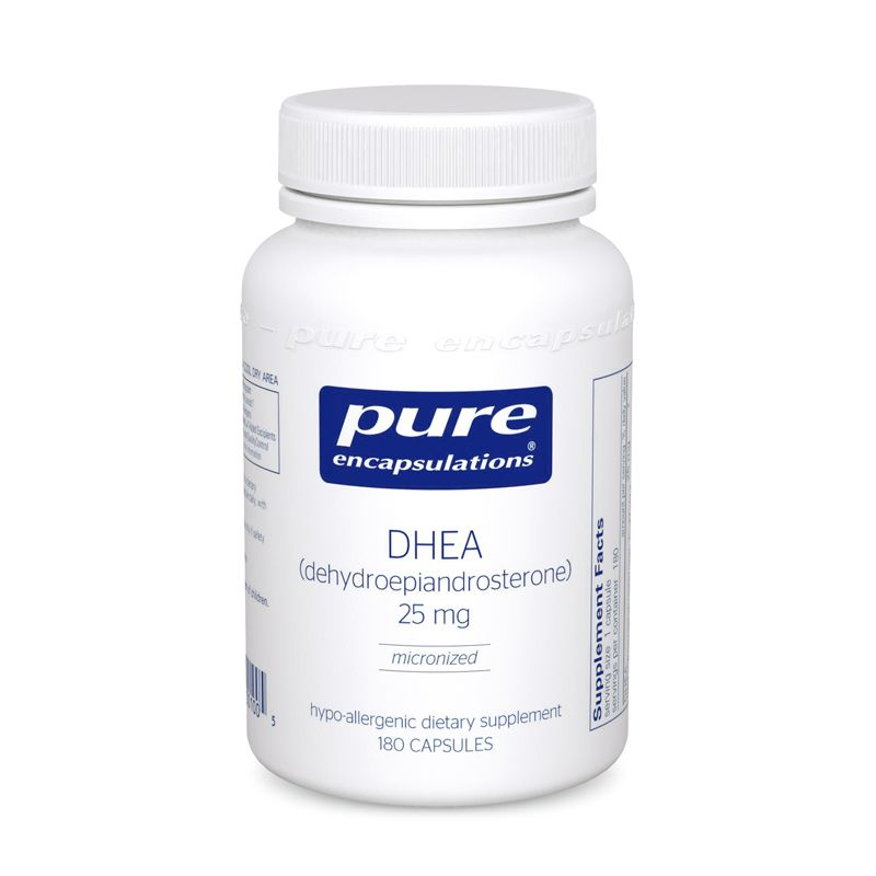 DHEA 25mg – 60 count