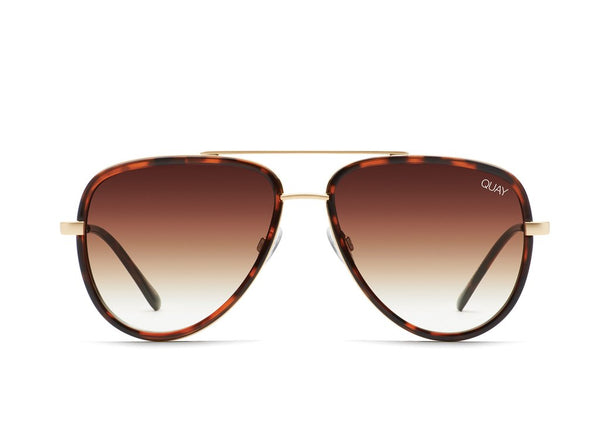 All In Sunnies Tort Brown/Fade