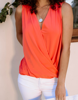 Coral Ity Top