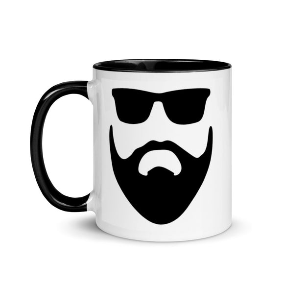 Bearded Man mug