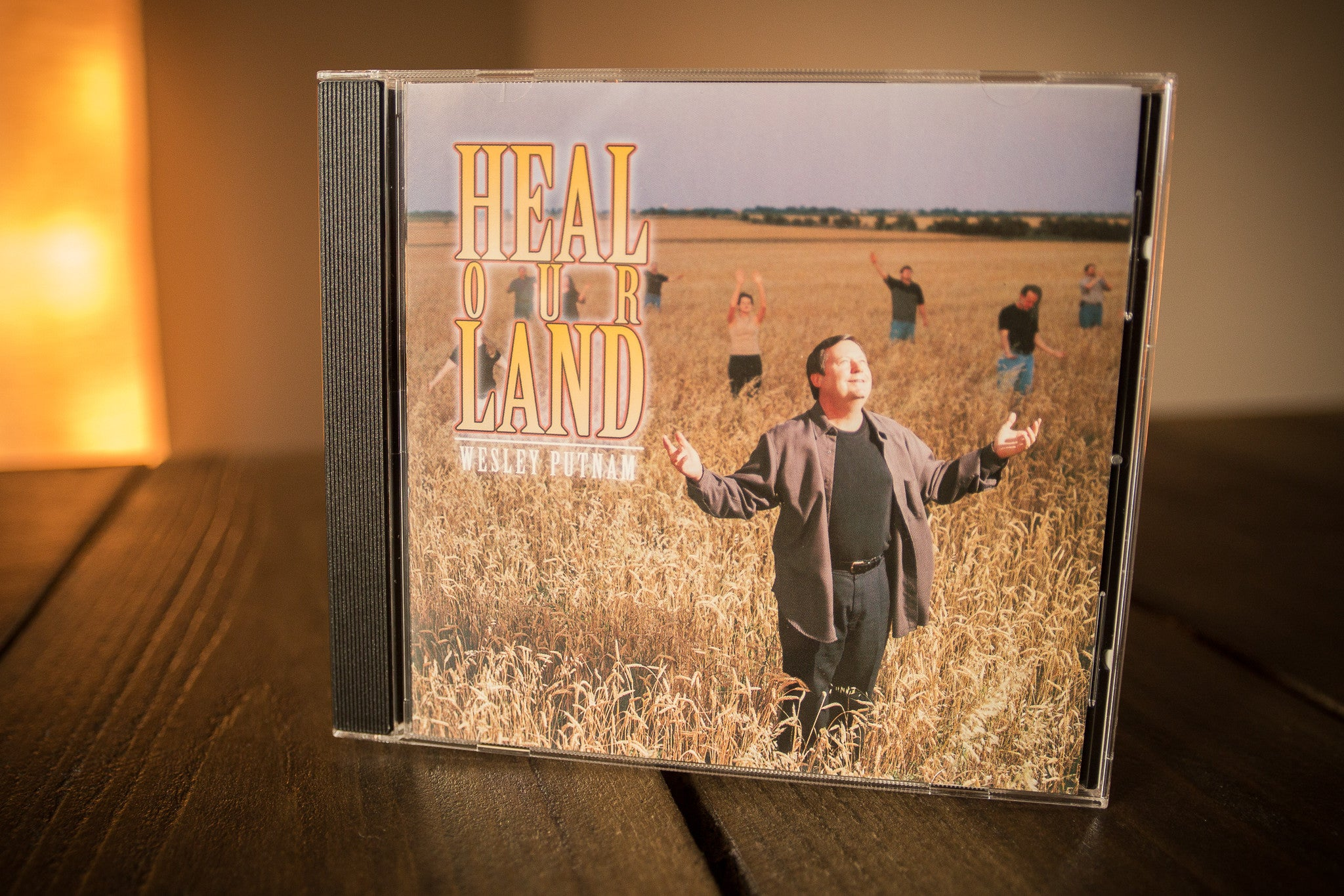 Heal Our Land (MP3)