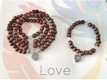 Load image into Gallery viewer, DIY LOVE Mala Beads/ DIY Mala Kit / Prayer Beads / Mala Beads