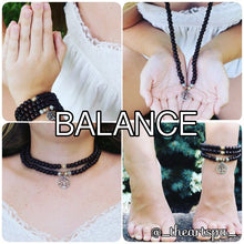 Load image into Gallery viewer, DIY BALANCE Mala Beads/ DIY Mala Kit / Prayer Beads / Mala Beads