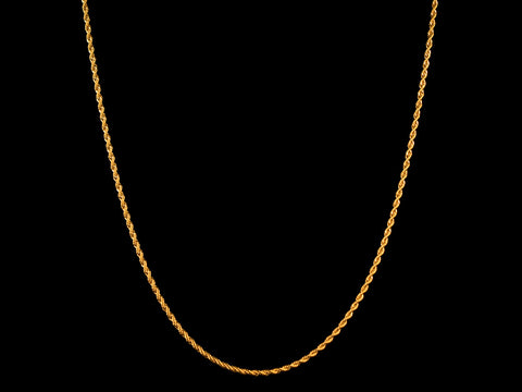 2mm Rope Necklace