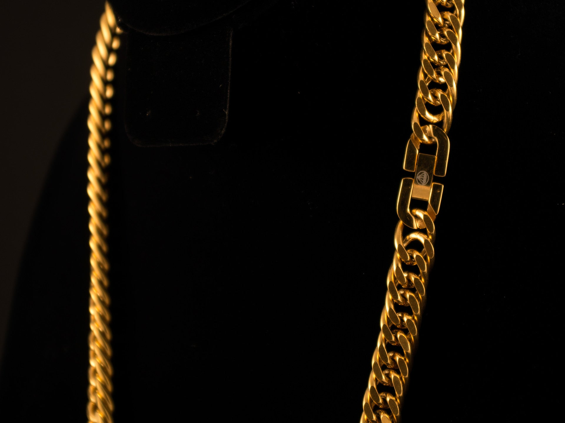 8mm Double Cuban Link Necklace