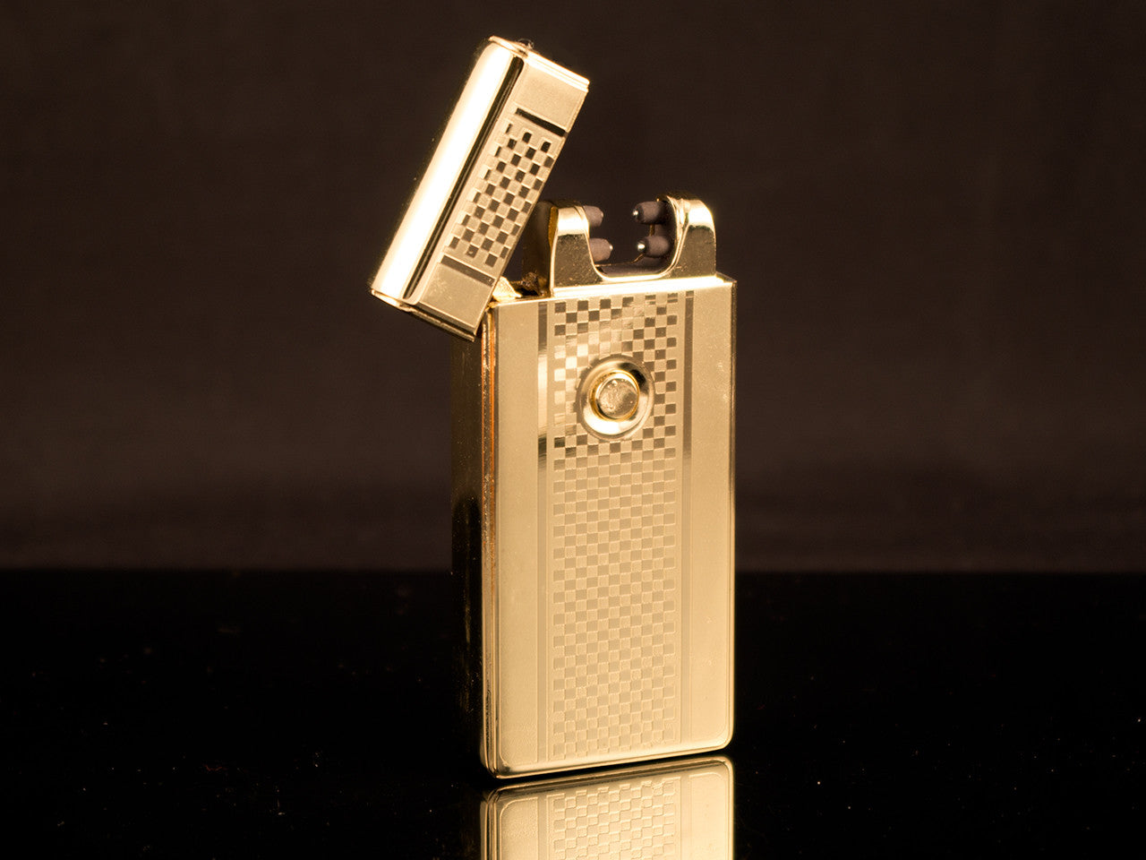 Electronic Pulse Arc USB Lighter