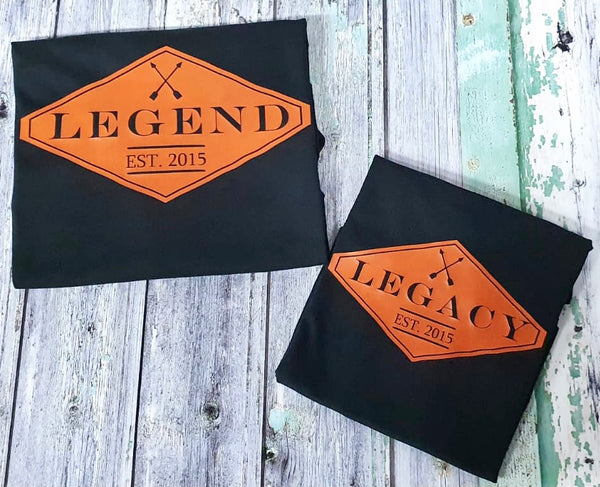 Legend & Legacy T-Shirt Set