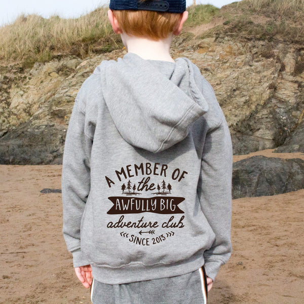 Awfully Big Adventure Club Hoody
