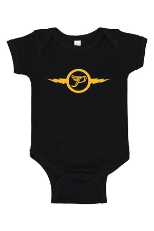 Pixies Lightning Onesie Black