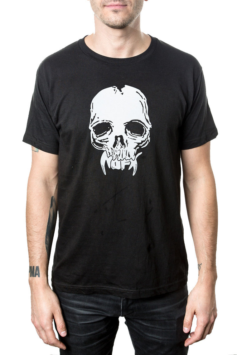 NOFX Skull Teeth Tee Black