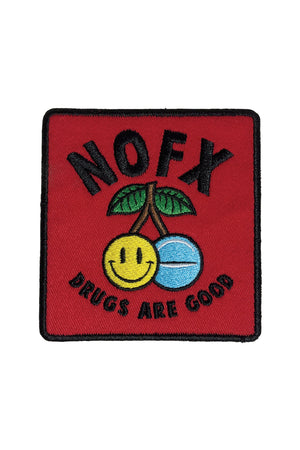 NOFX Drugs Are Good Patch
