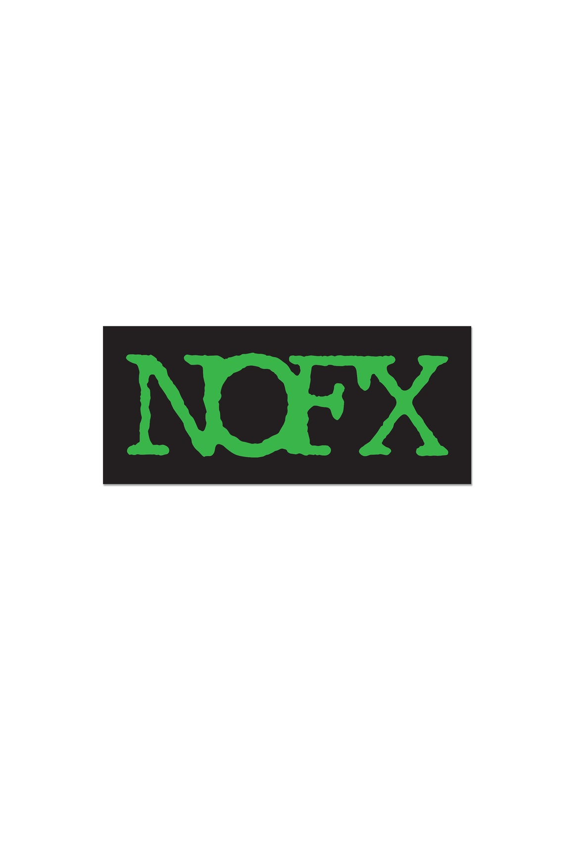 NOFX Logo Sticker