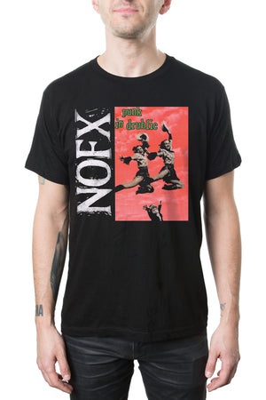 NOFX PID Album Cover Tour Tee Black