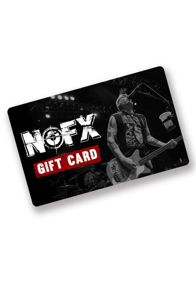 NOFX Gift Card