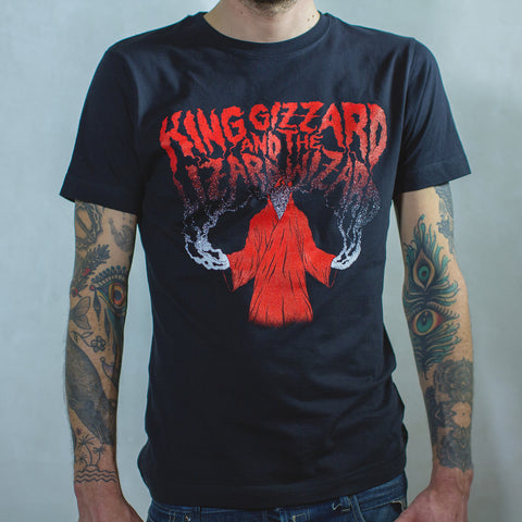 King Gizzard And The Lizard Wizard T-Shirt (NOT FOR SALE!)
