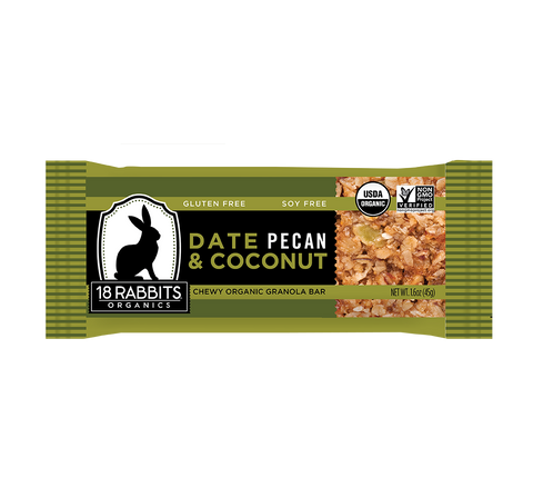 Date, Pecan & Coconut Bar (12 bars/pack)