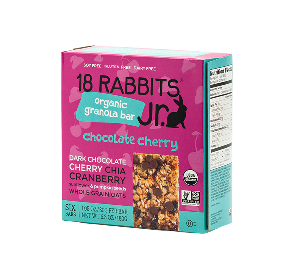 Chocolate Cherry Jr. Bar (6 bars/pack)