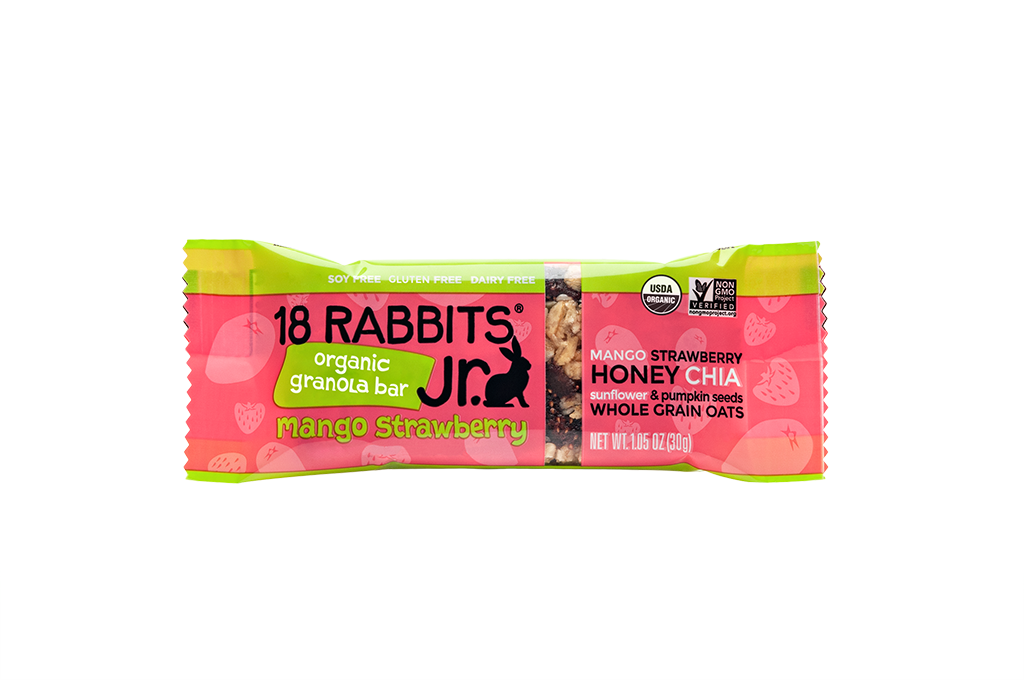 Mango Strawberry Jr. Bar (6 bars/pack)