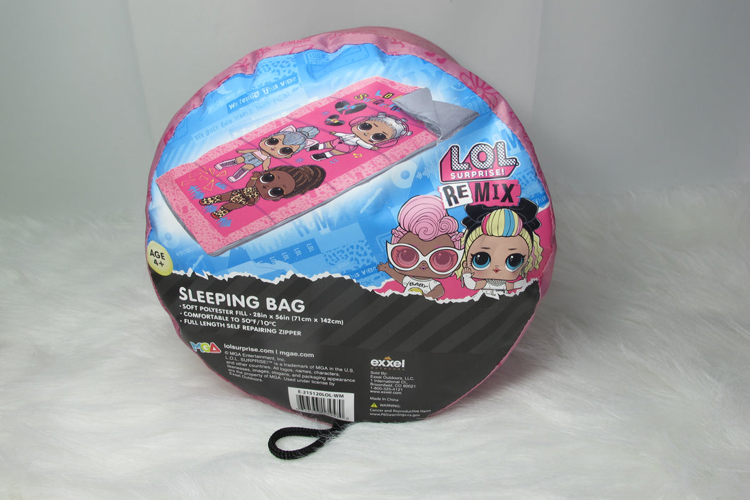 LOL Surprise Sling Bag Slumber Set, Pink