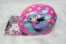 Load image into Gallery viewer, Minnie Mouse Bike Helmet