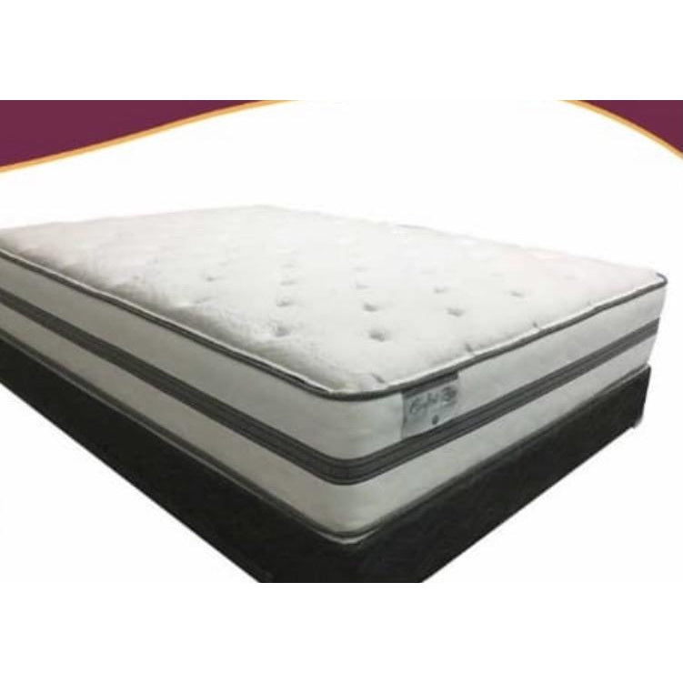 Comfort Zone Cool Dual Sided Mattress