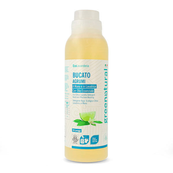 GREENATURAL Bucato AGRUMI - eco - 1000 ml