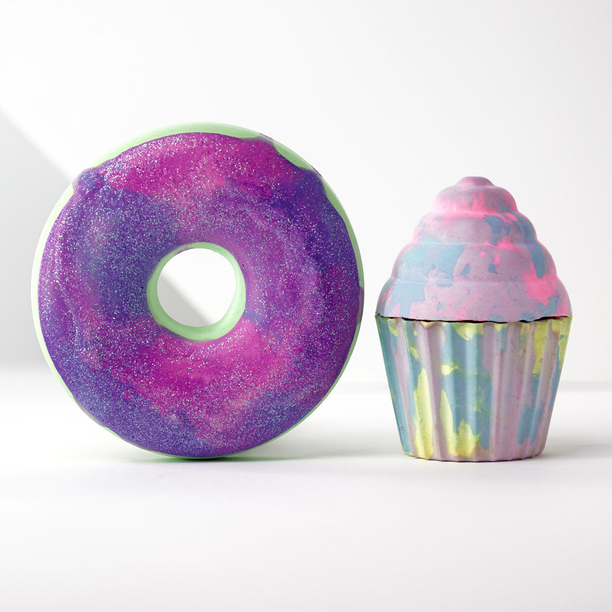 It Takes Two Bundle - Galaxy & Tie-dye Swirl