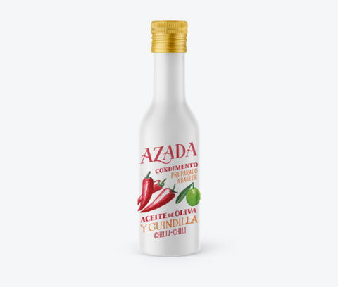 Azada Chilli Oil Tin 250ml