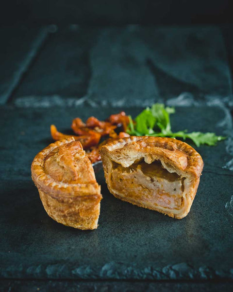 Chicken and Ham Pie - 150g