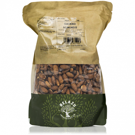 Belazu Smoked Almonds - 1.4kg