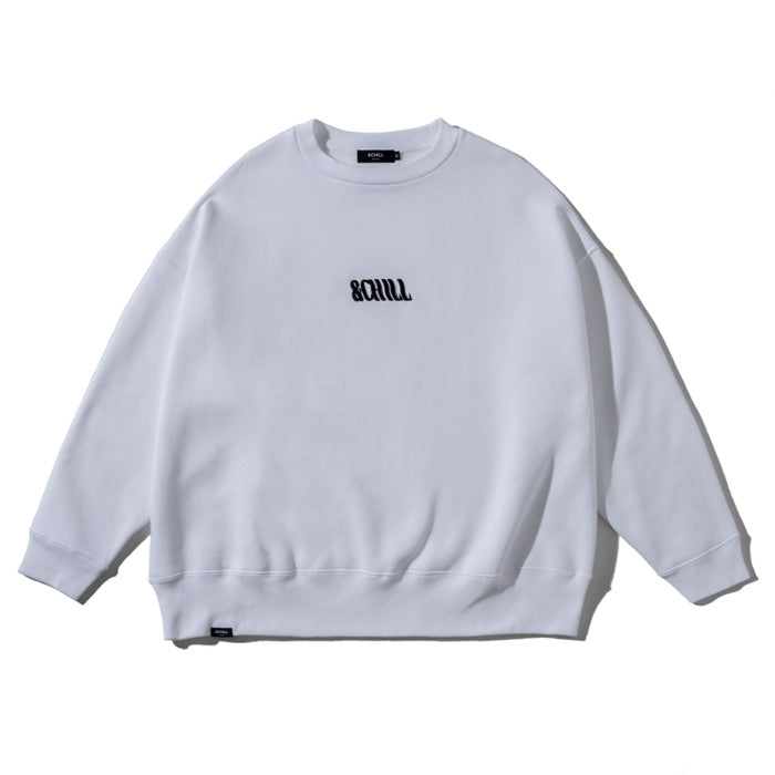 SIGNATURE HEAVY CREWNECK WHITE