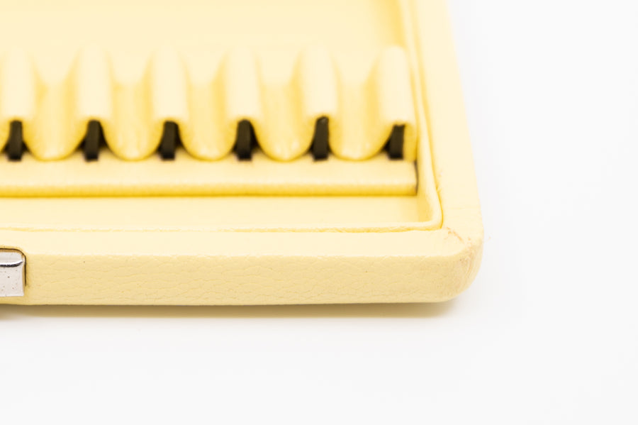 S&D Yellow EH Reed Case #1
