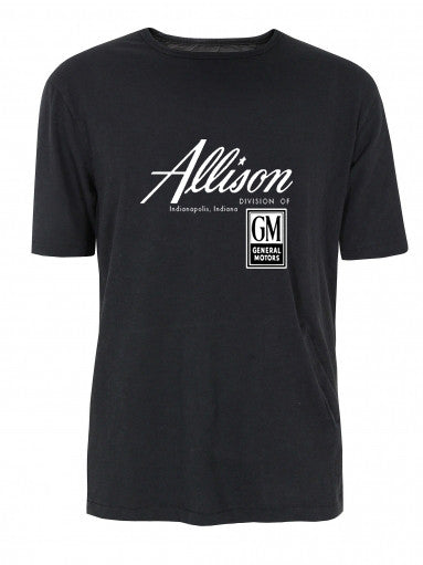 T-Shirt - Allison Black