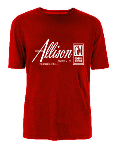 T-Shirt - Allison Red