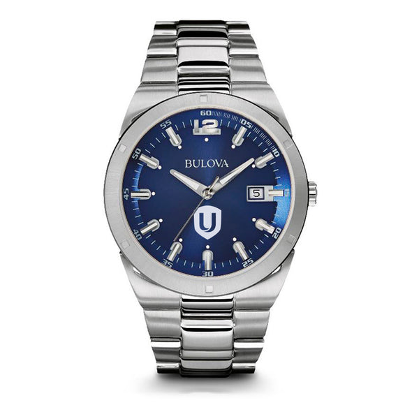 Unifor Bulova Blue Dial Watch - Unifor Store by Universal Promotions