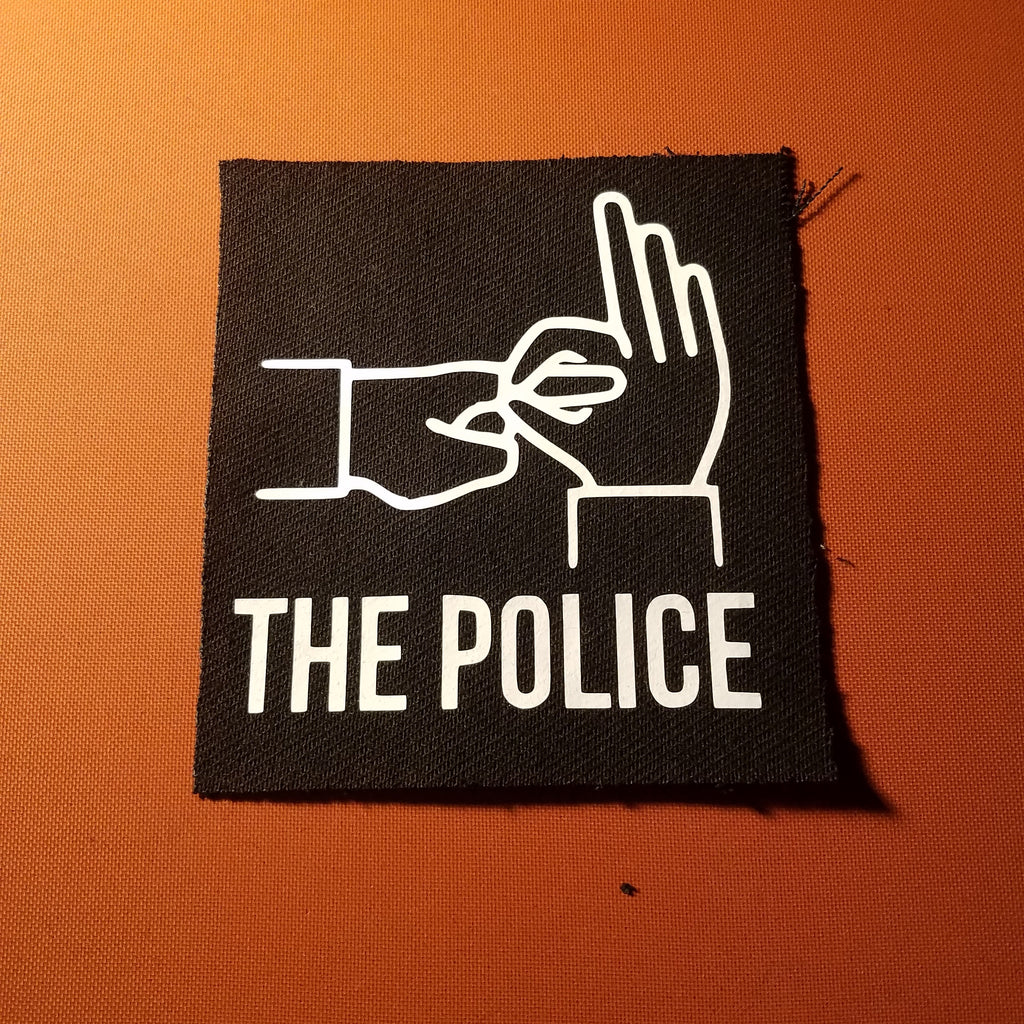 Fuck the Police sew-on patch