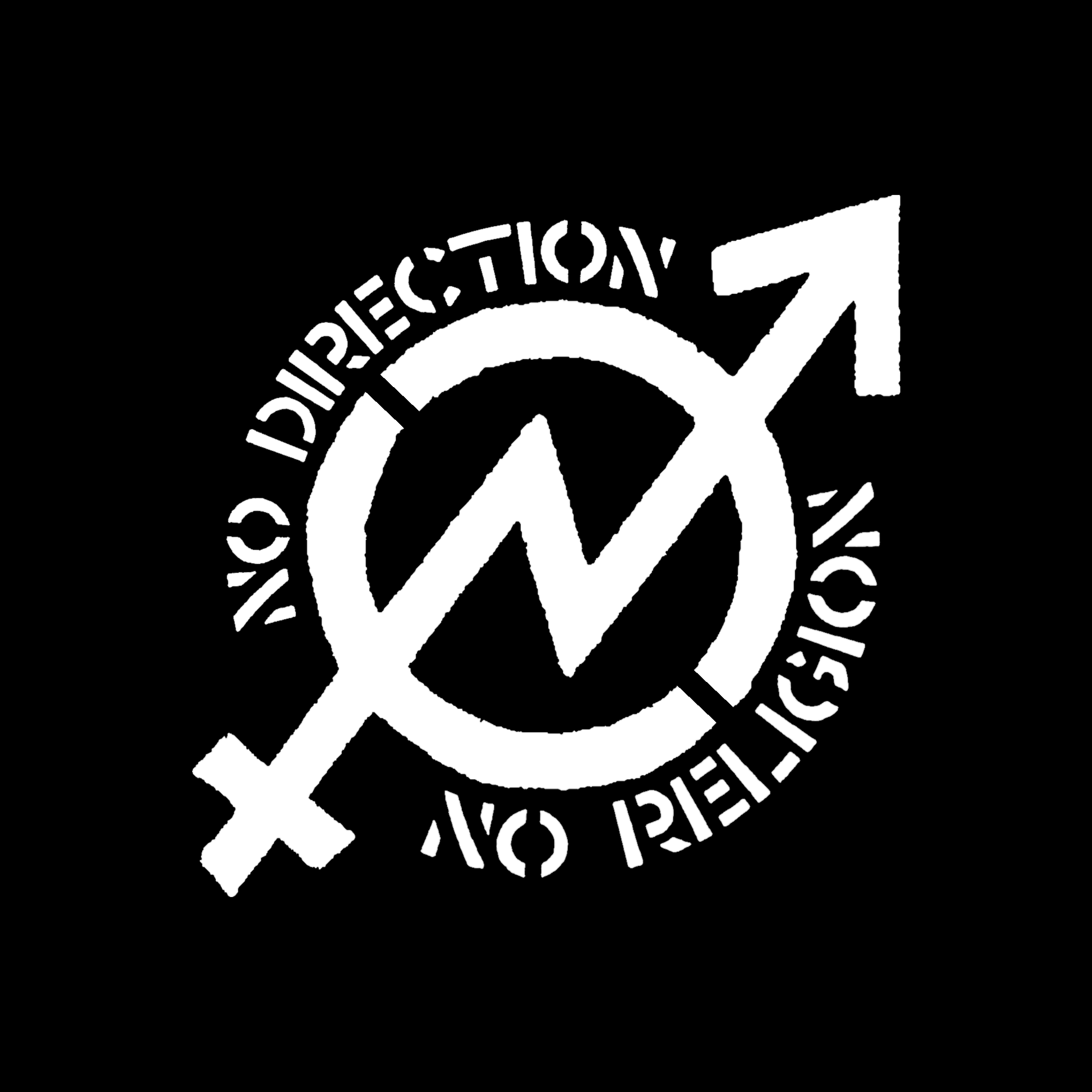 Squatters No Direction No Religion tee
