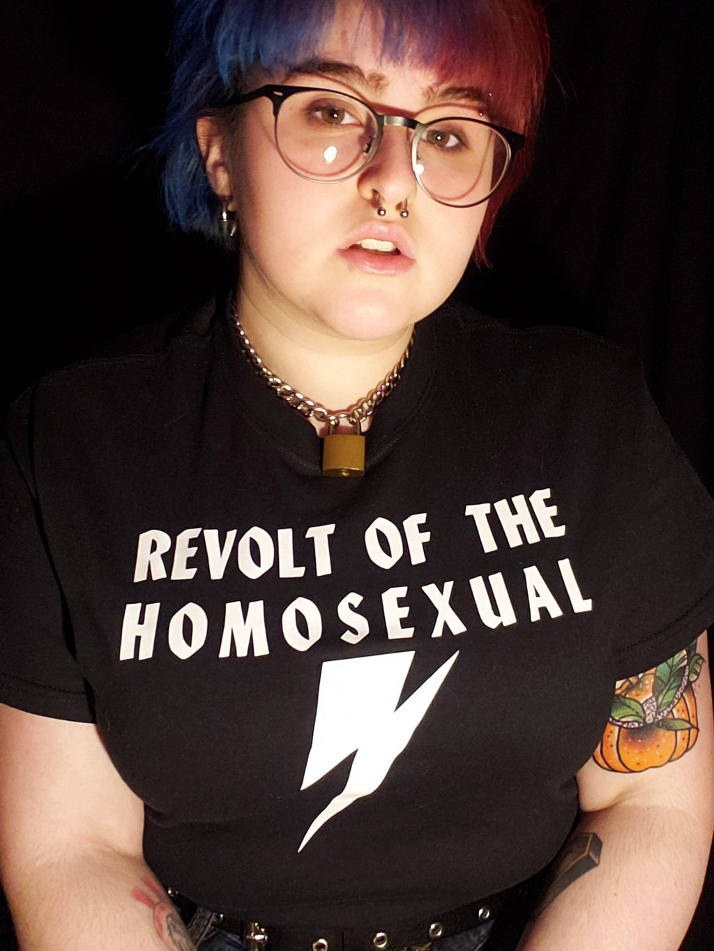 Revolt of the Homosexual tee
