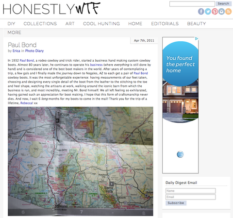 HonestlyWTF's Erica Chan Coffman Visits – Paul Bond