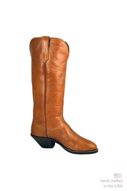 The California: 22A Plain Cowboy Boots