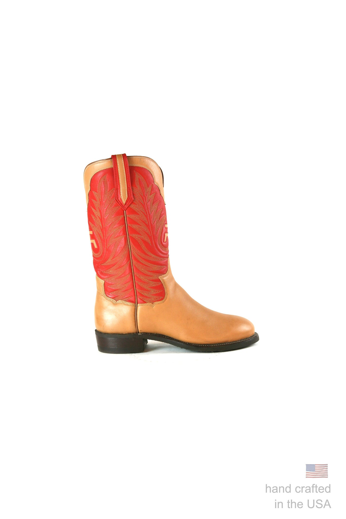 Singles: Boot 0009: Size 9D