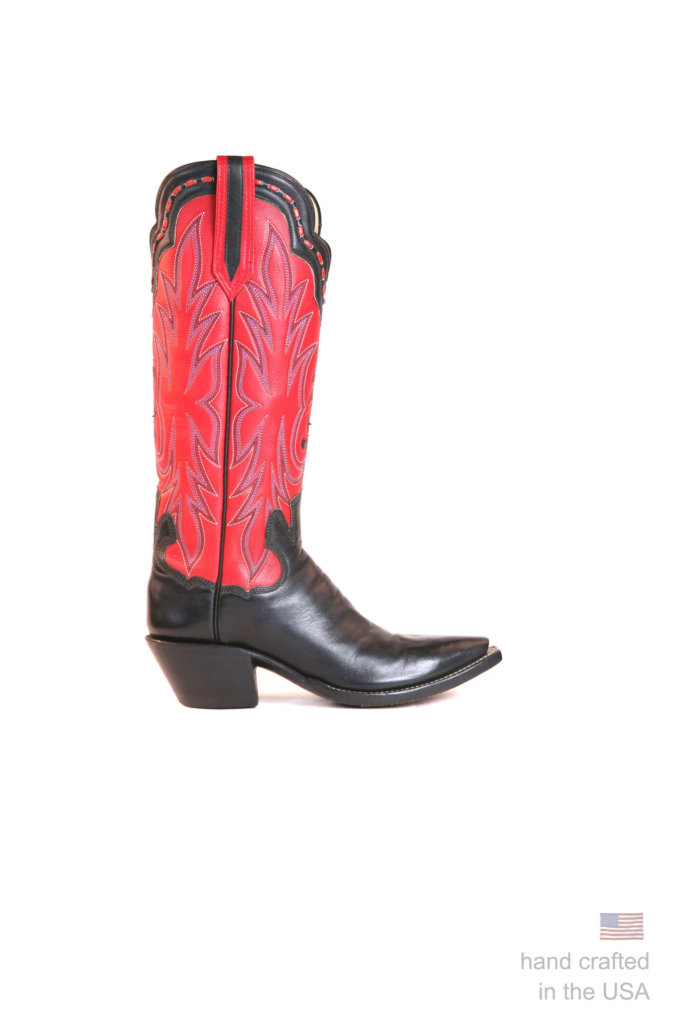 Singles: Boot 0074: Size 5.5 A
