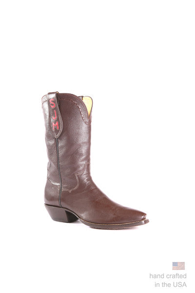 Singles: Boot 0136: Size 12B