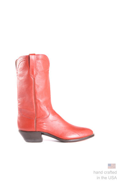 Singles: Boot 0146: Size 13.5 B