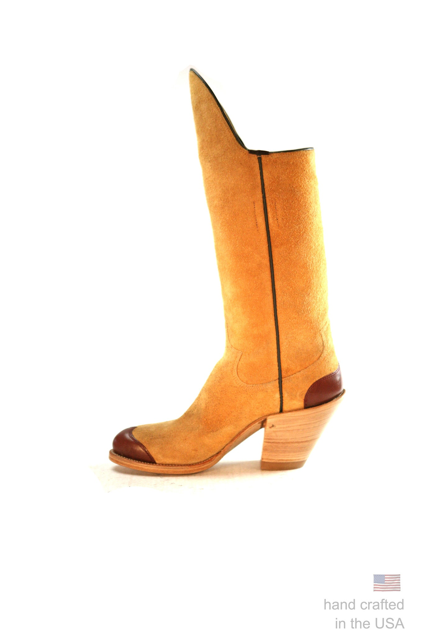 Singles: Boot 0202: Size 8 B
