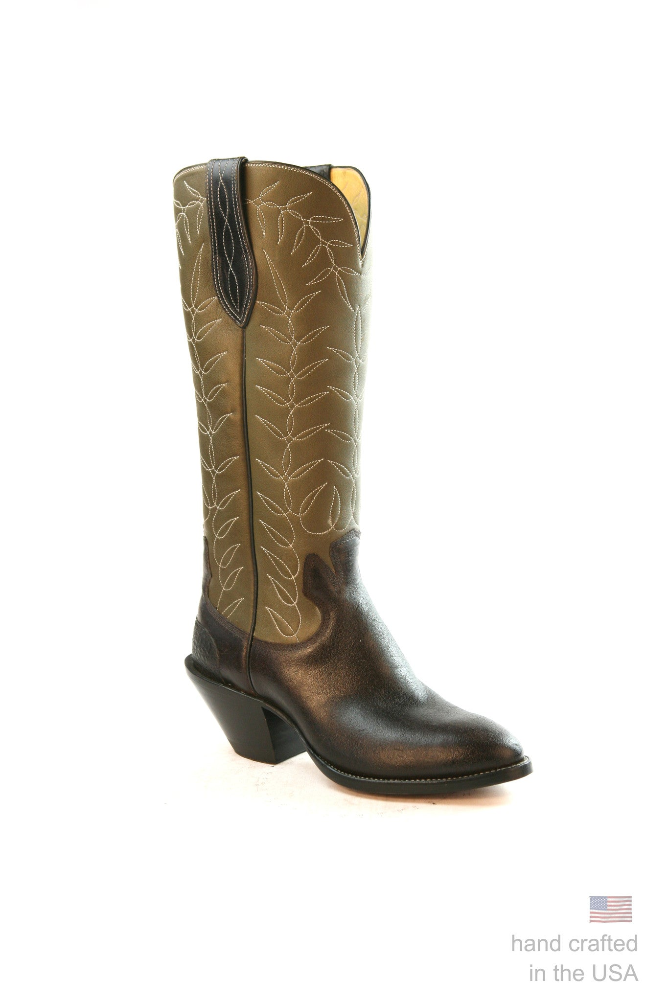 Single Stitch Working Cowboy Boot