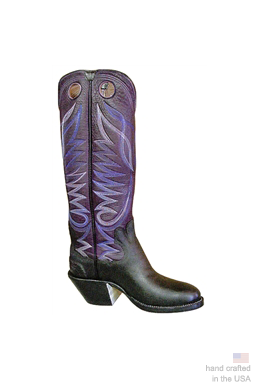 Multi-Stitch Working Cowboy Boot
