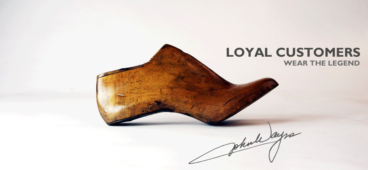 Loyal Customers - Make a Statement