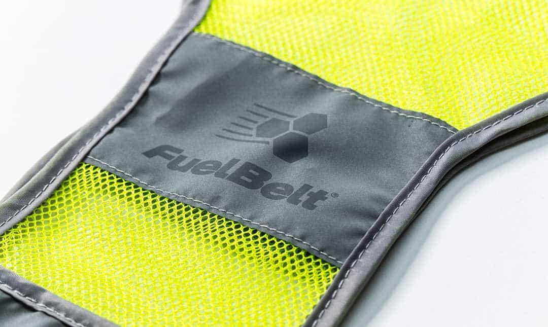 Fuelbelt Neon Vest – Safety Yellow
