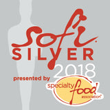 2018 sofi award winning dark chocolate bar • silver